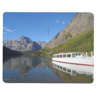 Carnet De Poche Parc national de glacier de Josephine- de lac