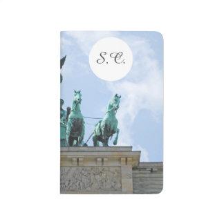 Carnet De Poche Porte de Brandebourg - Massif de roche de