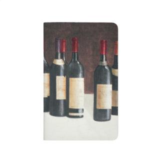 Carnet De Poche Rouge 2003 de Winescape
