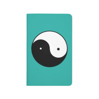 Carnet De Poche Symbole de Yin Yang