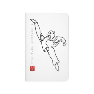 Carnet de poche TAEKWONDO DWICHAGI back kick