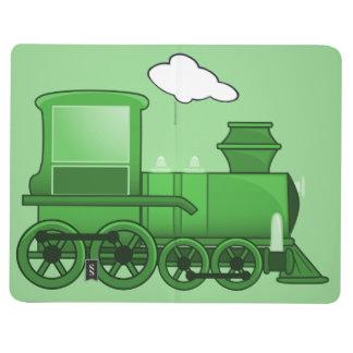 Carnet De Poche Train de vapeur