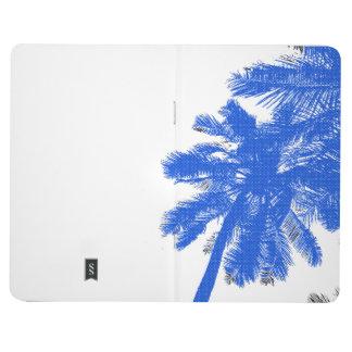 Carnet De Poche Tropiques bleus d'Hawaï