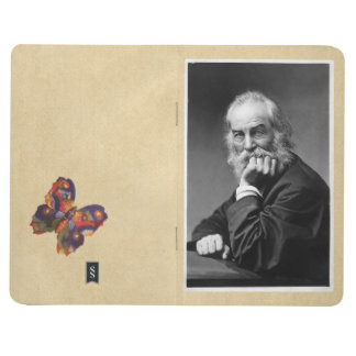 Carnet De Poche Walt Whitman dans DC de Washington
