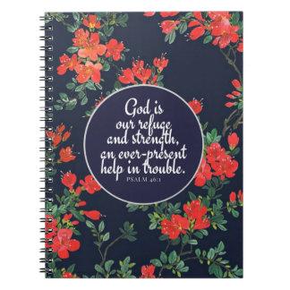 Carnet de vers de bible