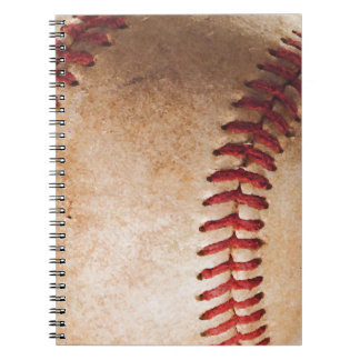 Carnet d'illustration de base-ball