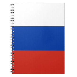 Carnet Drapeau de la Russie - ФлагРоссии - Триколор