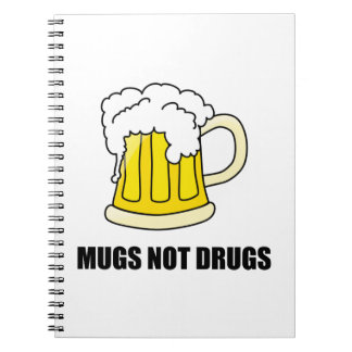 Carnet Drogues de tasses pas