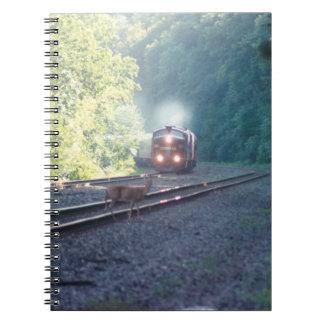 Carnet du Train-OCS 8/22/97 de voiture de bureau