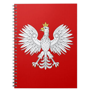 Carnet Eagle polonais