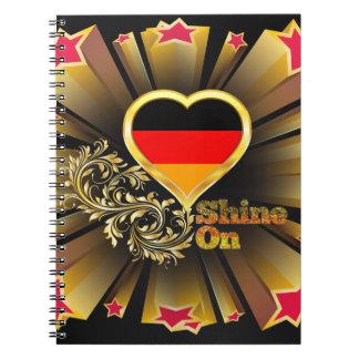 Carnet Éclat sur l'Allemagne