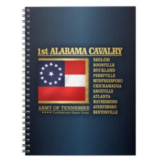Carnet ęr Cavalerie de l'Alabama (BA2)