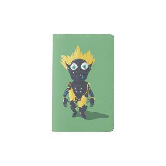 Carnet fait sur commande de zombi mignon - poche