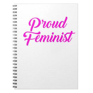 Carnet Féministe fier