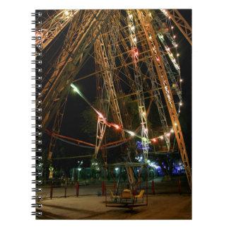 Carnet Ferris roulent dedans le Turkménistan : Photo