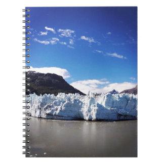 Carnet Glacier d'Alaska