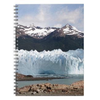 Carnet Glacier de Perito Moreno, Argentine