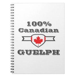 Carnet Guelph 100%