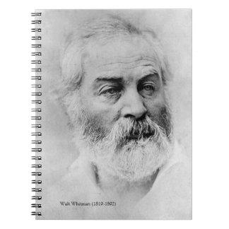 Carnet Guerre civile de Walt Whitman