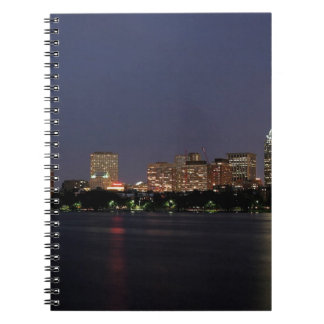 Carnet Horizon de nuit de Boston