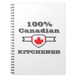 Carnet Kitchener 100%
