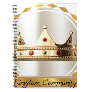 Carnet La couronne 2 de la Communauté de royaume