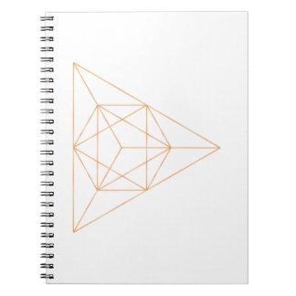 Carnet La géométrie pure 01