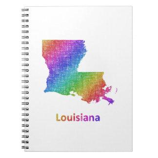 Carnet La Louisiane