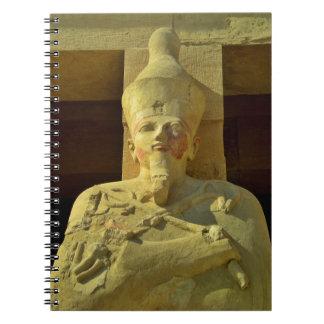 Carnet La Reine Hatshepsut