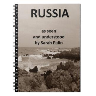 Carnet la Russie