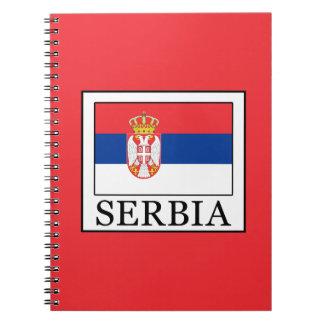 Carnet La Serbie
