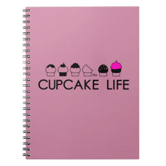 Carnet La vie de petit gâteau