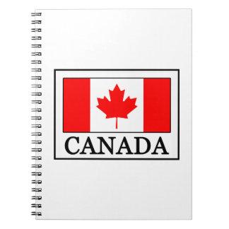 Carnet Le Canada