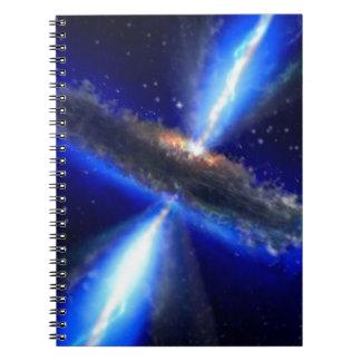 Carnet Le trou noir de NASAs suce tout l'Ae01f