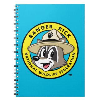 Carnet Logo de Rick de garde forestière de Rick | de