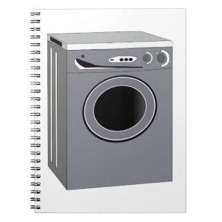 Carnet Machine à laver