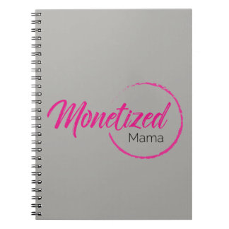Carnet Maman Monetized Notebook