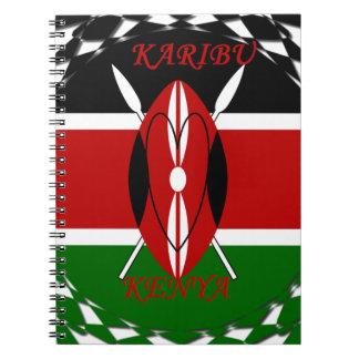 Carnet Matata Karaibu Kenya de Hakuna