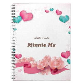 Carnet Minnie je