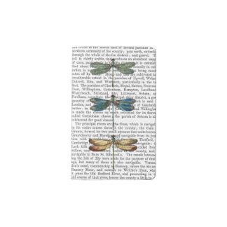 Carnet Moleskine De Poche Copie 2 de libellules