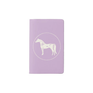 Carnet Moleskine De Poche Silhouette Arabe de cheval