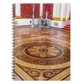 Carnet Musée d'ermitage d'état St Petersburg Russie