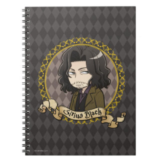 Carnet Noir de Sirius d'Anime