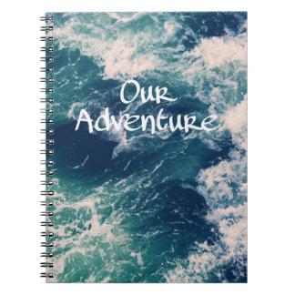 Carnet Notre note/album d'aventure