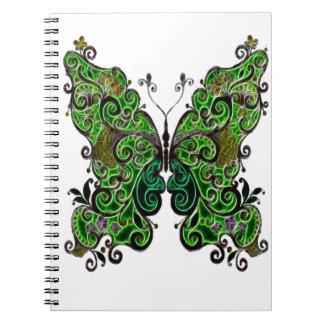 Carnet Papillon 2