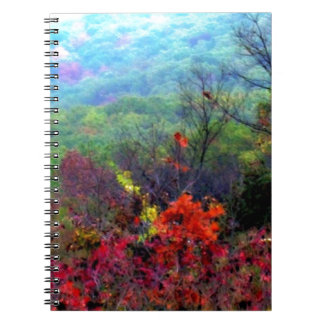 Carnet Photographie de thanksgiving de chute
