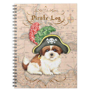 Carnet Pirate de Shih Tzu