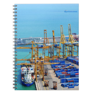 Carnet Port de Barcelone