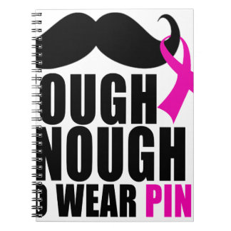 Carnet Pour porter le rose pour la conscience de cancer
