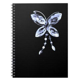 Carnet Prisme de papillon